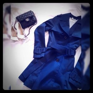 Steve Madden Trench Coat / Coat Dress